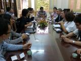 BCN Khoa gặp gỡ các doanh nghiệp CNTT
